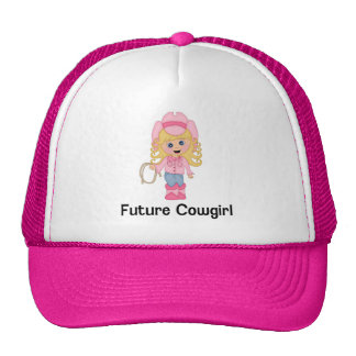 Future Cowgirl Hat