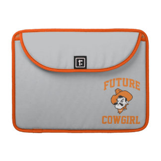 Future Cowgirl MacBook Pro Sleeves