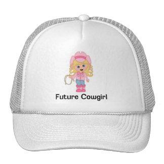 Future Cowgirl Trucker Hats