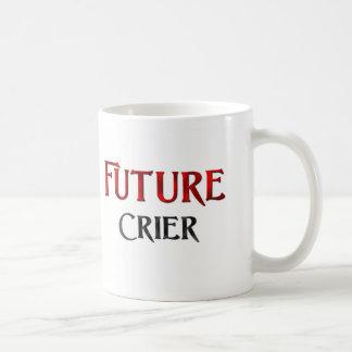 Future Crier Mug