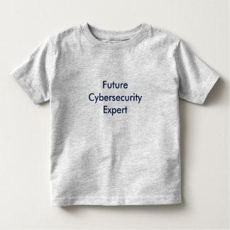 Future Cyber Expert Toddler T-shirt