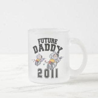 Future Daddy 2011 Coffee Mug