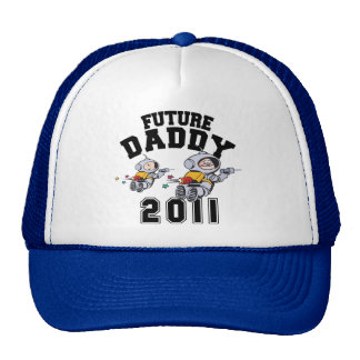 Future Daddy 2011 Trucker Hat