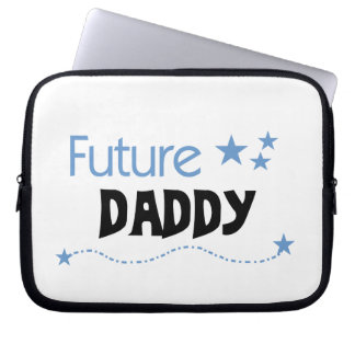 Future Daddy Gifts Computer Sleeves