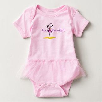"""Future """"Dance Girl"""" Baby Bodysuit"""