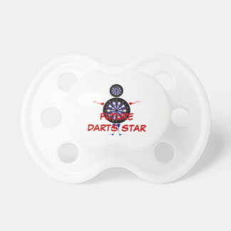Future Darts Star Pacifiers