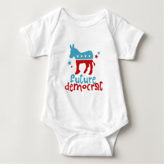 Future Democrat Baby Bodysuit