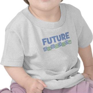 Future Democrat Blocks Shirt