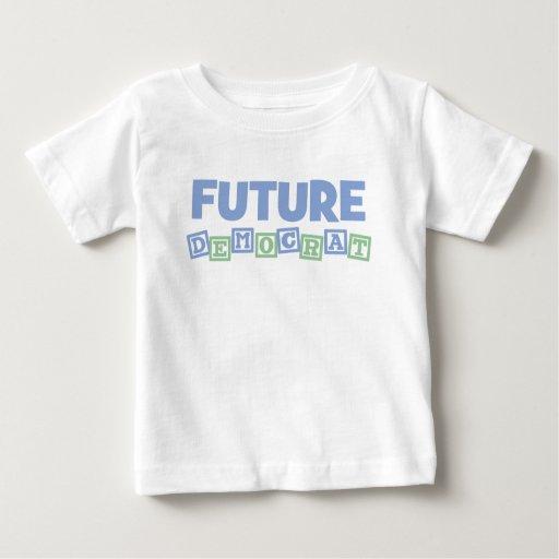 Future Democrat Blocks T Shirt