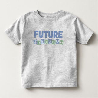 Future Democrat Blocks Toddler T-shirt
