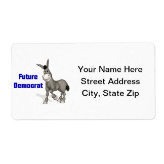 Future Democrat Label