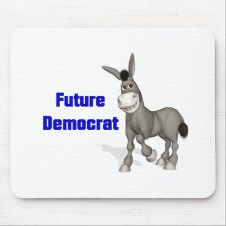 Future Democrat Mouse Pad