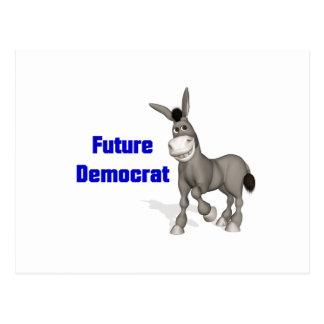Future Democrat Postcard