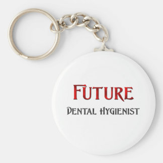 Future Dental Hygienist Keychain
