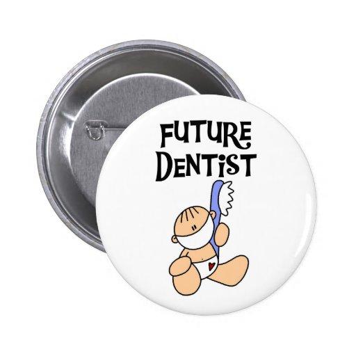Future Dentist Button