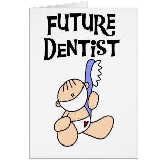 Future Dentist Card