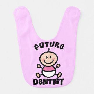 Future Dentist Infant Bib