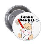 Future Dentist Pinback Button