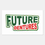 Future Dentures Sticker(s)