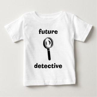 Future Detective Baby T-Shirt