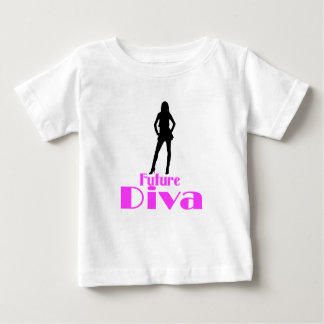 Future Diva Baby T-Shirt