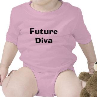 Future Diva Tee Shirts