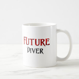 Future Diver Coffee Mug