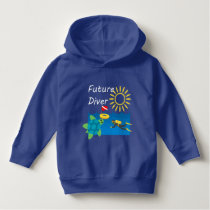 Future Diver Design - Toddler Pullover Hoodie