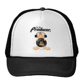Future DJ Baby DeeJay's Producer Trucker Hat