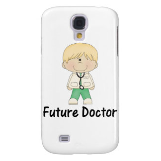 future doctor (boy) galaxy s4 cover