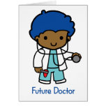 Future Doctor - Boy Greeting Card