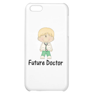 future doctor boy iPhone 5C covers