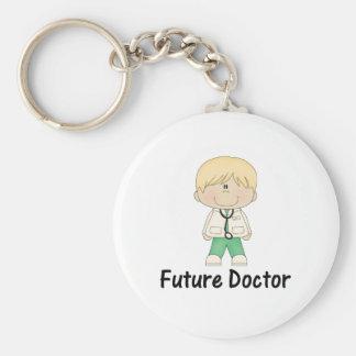 future doctor (boy) key chains