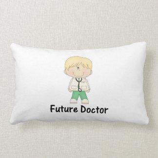 future doctor (boy) pillows