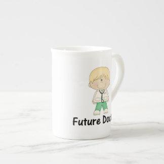 future doctor (boy) tea cup