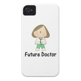 future doctor (girl) iPhone 4 cover