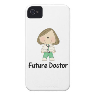 future doctor (girl) iPhone 4 case
