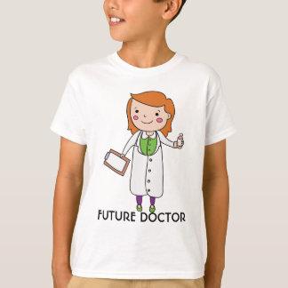 Future Doctor, Girl T-Shirt