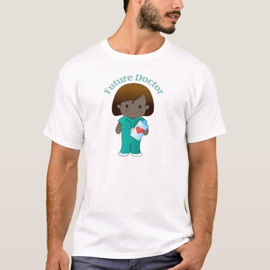 Future Doctor  Girl T-Shirt