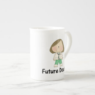 future doctor (girl) tea cup