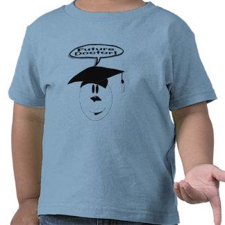 Future Doctor Graduations Tee Shirt