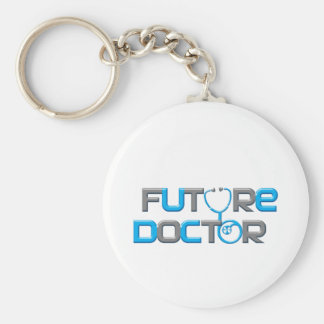 Future Doctor Keychain