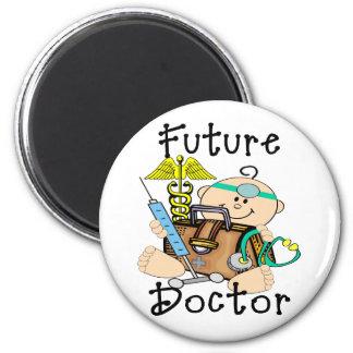 Future Doctor Fridge Magnet