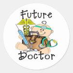Future Doctor Sticker