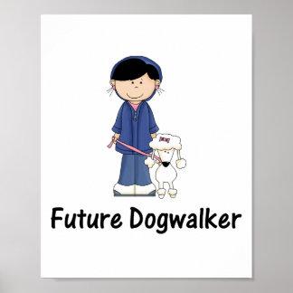 future dogwalker (girl) posters