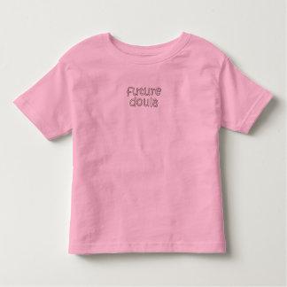 future doula toddler t-shirt