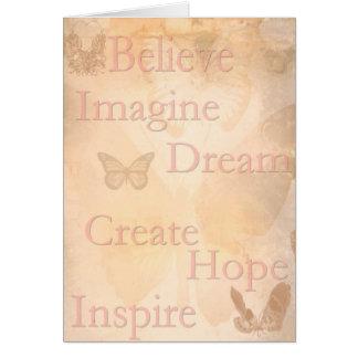 Future Dreams Card