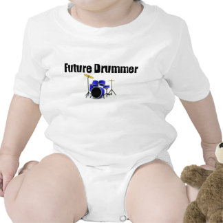 Future Drummer Rompers