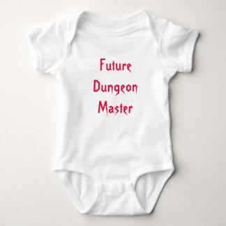 Future Dungeon Master Baby Bodysuit