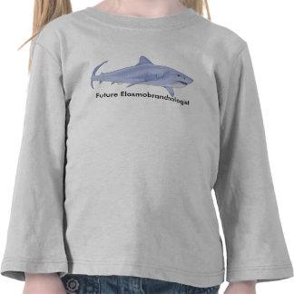 Future Elasmobranchologist Tshirts